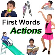 First English Action Words icon