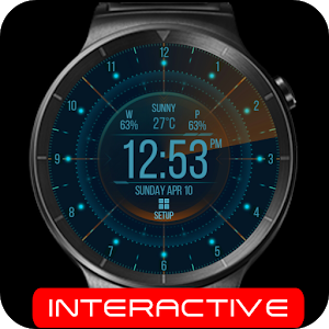 Neptune Watch Face icon