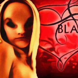 Black Heart - Valentine icon