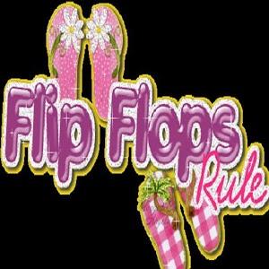 Go Sms Theme Flip Flops icon