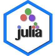 Learn Julia icon