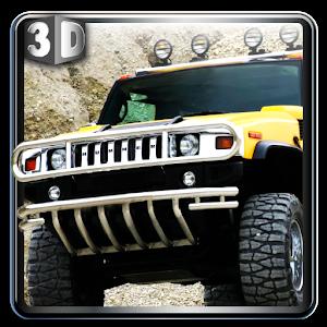 Desert Hill Climb Racing Jeep icon