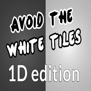 Don't Tap The White Tile - 1D icon
