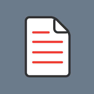 myResume - the easy CV Builder icon