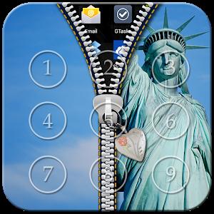 New York Zipper Lock icon