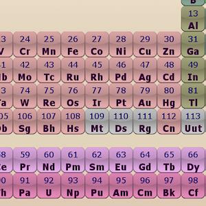 Periodic table apprecs periodic table icon urtaz Image collections