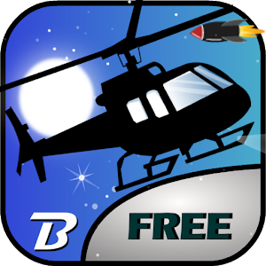 Reckless Ride:Helicopter icon