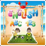 English ABC 123 icon