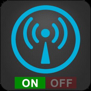 تطبيق تمكين وتعطيل شبكة الواى فاي للاندرويد Wifi OnOff 1.0.7