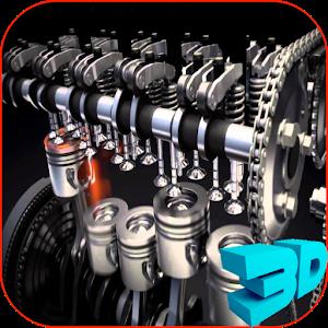 Engine 3D Live Wallpaper - AppRecs