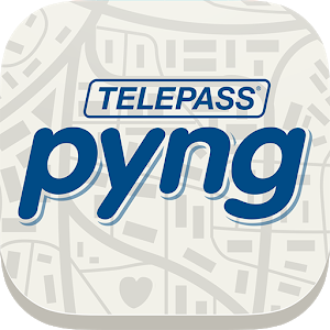 app telepass pyng