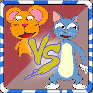 Cat vs Mouse icon