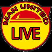 Man United Live - Goal Score & News for Man Utd icon