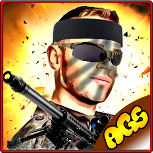 Gun War Battle 3D: Free Games icon