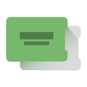 Green Ticket icon