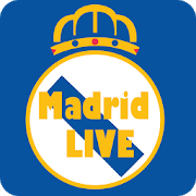 R Madrid LIVE - Goals and news for Real M. fans icon
