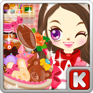 Judy's Chocolate Maker - Cook icon