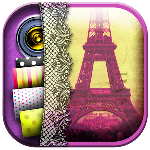 Paris Photo Collage Frames icon
