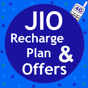 Jio Recharge Plan and Offers icon