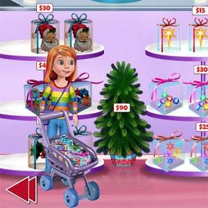 Christmas Shopaholic icon
