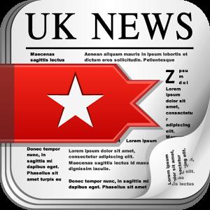 UK Newspapers. icon