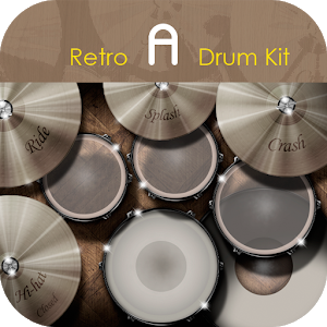 Retro A Drum Kit icon