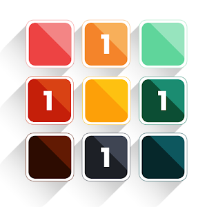 Cross One :Number Stack Puzzle icon