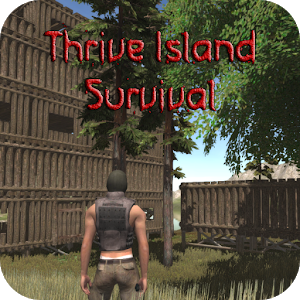 Thrive Island Free - Survival icon