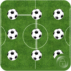 AppLock Theme for Football icon