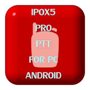 Ipox5 push to talk android,pc icon