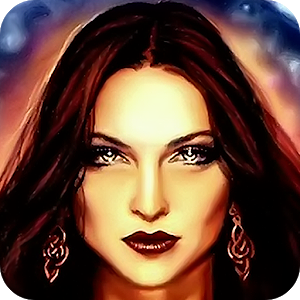 Crystal Wind Oracle Cards icon