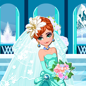 Ice Princess Dream Wedding icon