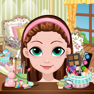 Easter Spring Make Up Look icon