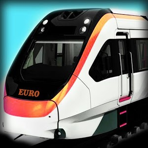 Euro Train Driving icon