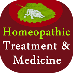 Homoeopathic Treatment & Med icon