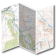 Lake District Outdoor Map Offline icon