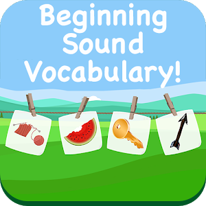 Beginning Sound Vocabulary icon