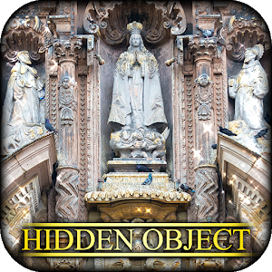 Hidden Object - Amazing Churches icon