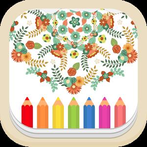 만다라색칠공부 icon
