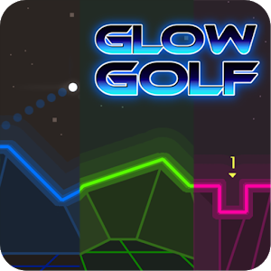 Glow Golf - Color Switch icon