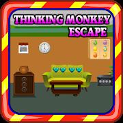 New Escape Games - Thinking Monkey Escape icon