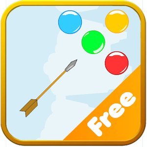 Bow and Bubbles Archery Free icon