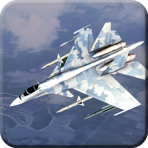 Air Force Surgical Strike War - Airplane Fighters icon