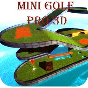MiniGolf Pro 3D icon