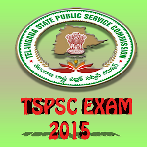 TSPSC 2015 EXAMS IN TELUGU icon