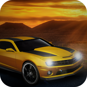 3d Mad Racer icon