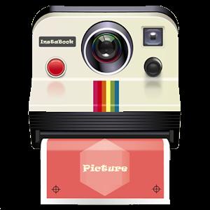 InstaBook Camera icon