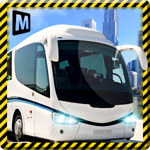 Bus Driving : City Simulator icon