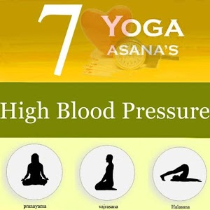 Yoga Poses High Blood Pressure icon
