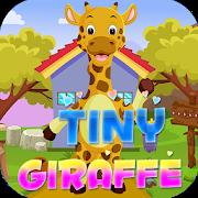 Best Escape Game 413-Escape From Tiny Giraffe Game icon